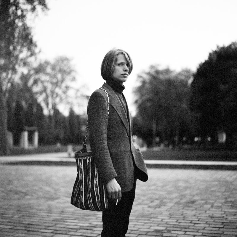 """du film Pink Floyd """"Live at Pompeii"""" d'Adrian Maben."""